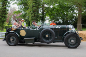 152. Bentley 8 Litre, miles of smiles