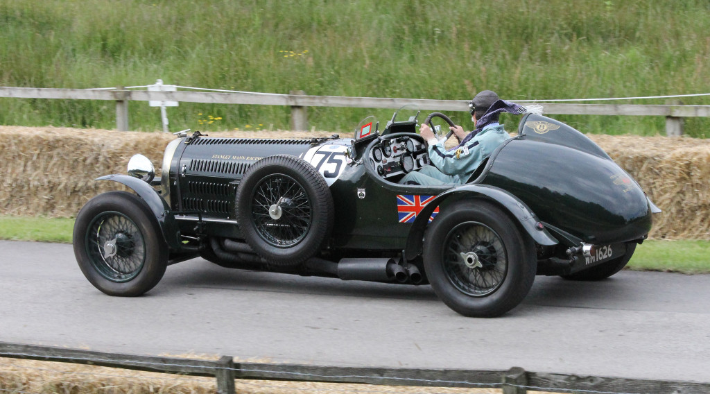 Bentley 3/8; 1928 - The Spencer Flack Car