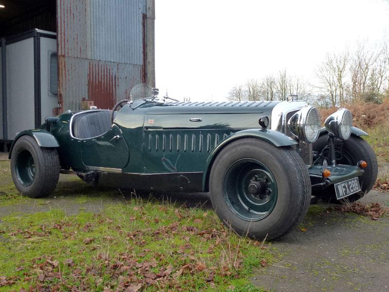 Bentley Mk 6 Special